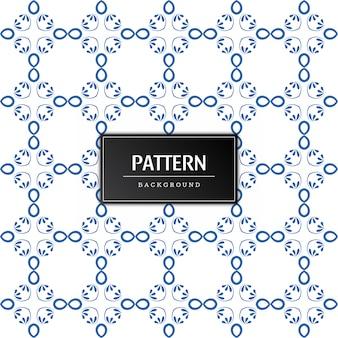 Elegant artistic pattern