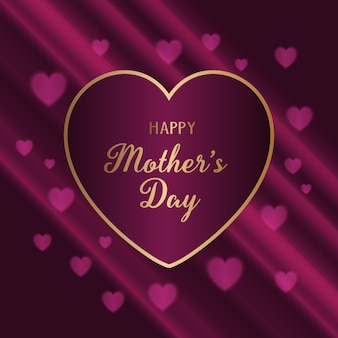 Elegant background for mother's day