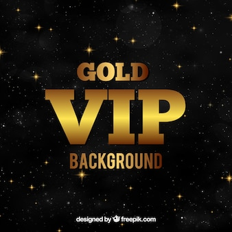 Elegant background vip of small golden lights