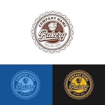 Elegant bakery   logo