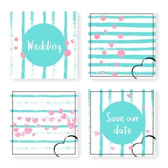 Elegant banner. stripe dream concept. engagement particle set. white paint. pink magic flyer. mint nursery painting. turquoise glowing element. turquoise elegant banner