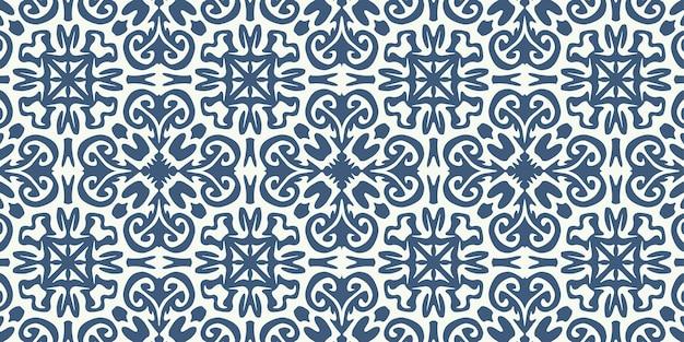 우아한 아름다운 패턴 배경