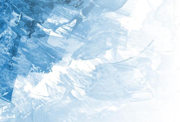 エレガントな青い水彩テクスチャ背景