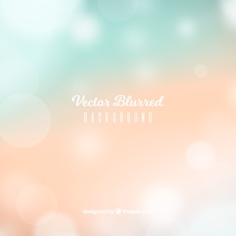 Elegant blurred background with abstract style