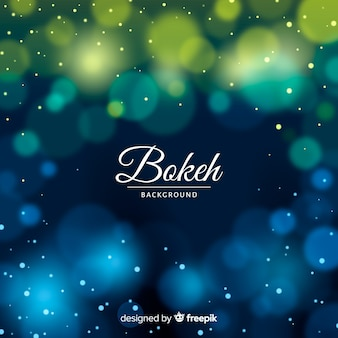 Elegant blurred bokeh background