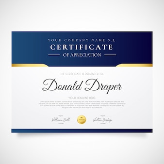 Diploma Certificate Vectors Photos And Psd Files Free Download