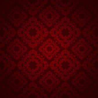 Elegant decorative pattern background