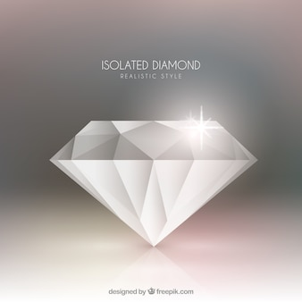Elegant diamond background