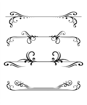 Elegant floral monograms and borders  templates for invitations menus labels wedding monograms monogram identity for restaurant hotel heraldic jewelry. web site page and mobile app .