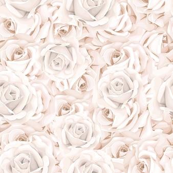 Элегантный цветочный бесшовные модели