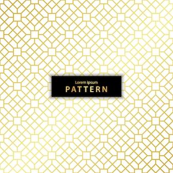 Elegant Geometric Pattern