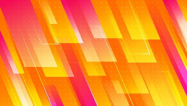 エレガントな幾何学的なストライプの背景
