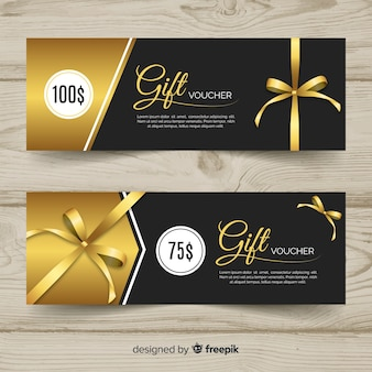 Voucher Template | Voucher Template Vectors Photos And Psd Files Free Download