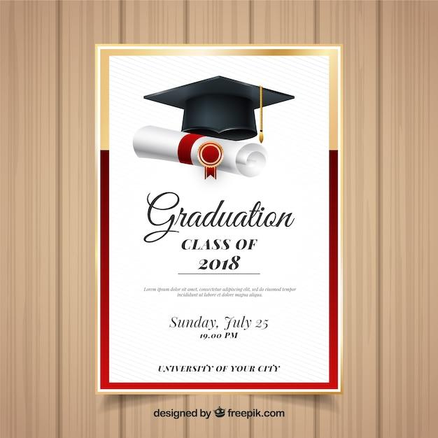 templates for graduation announcements