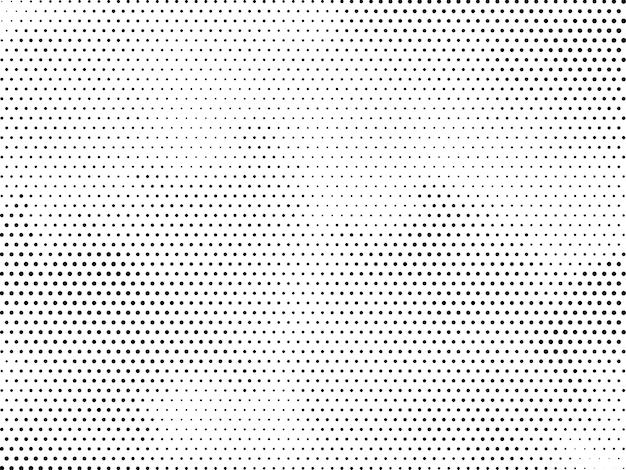 エレガントなハーフトーンデザイン白い背景ベクトル