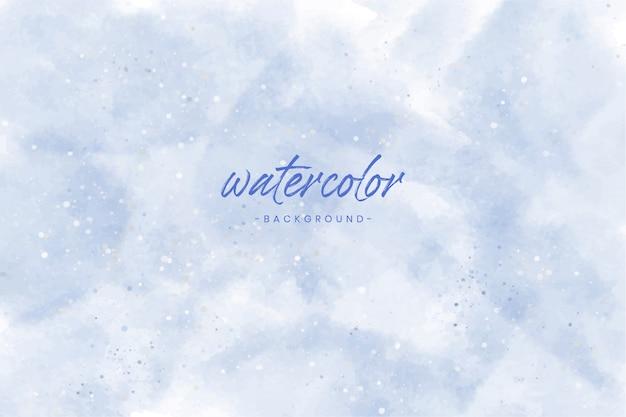 Elegant light blue watercolor