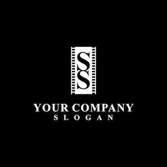 Elegant logo design for film production