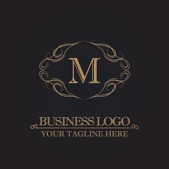 Elegant logo template design