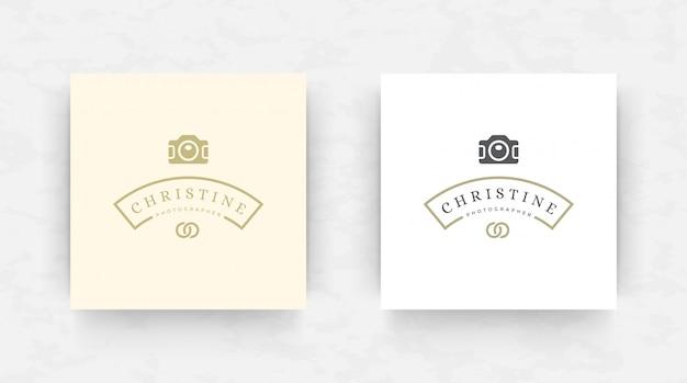 Elegant logo  template modern style  .
