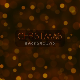 Elegant merry christmas backgrounds with lighting effect