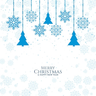 Elegant merry christmas cultural festival background