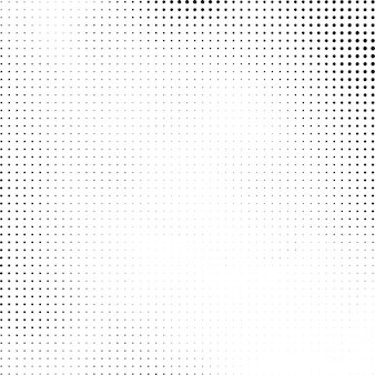 Elegant modern halftone background