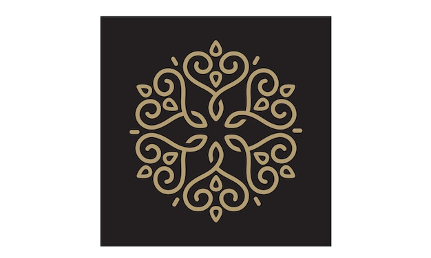Elegant ornament / pattern vector