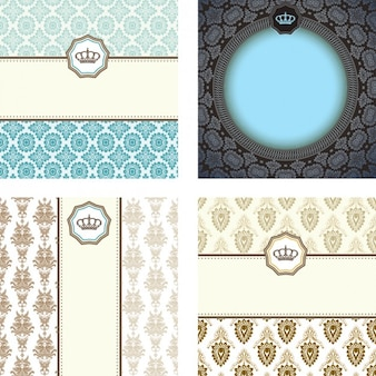 Elegant pattern collection