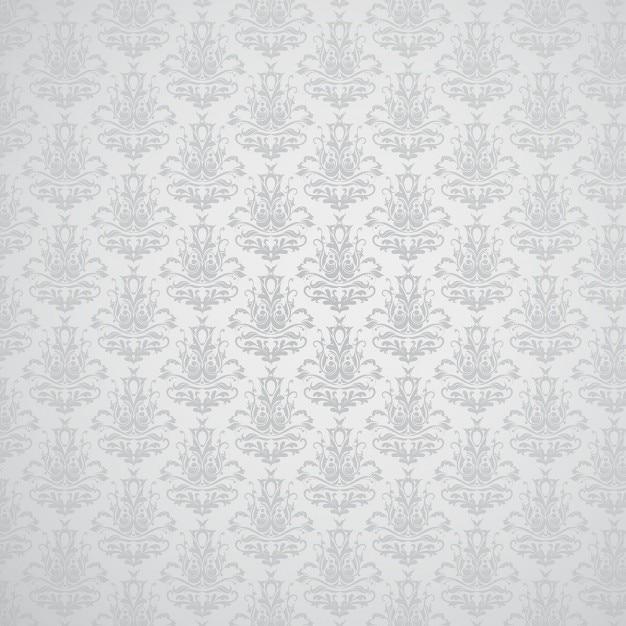 white fancy background
