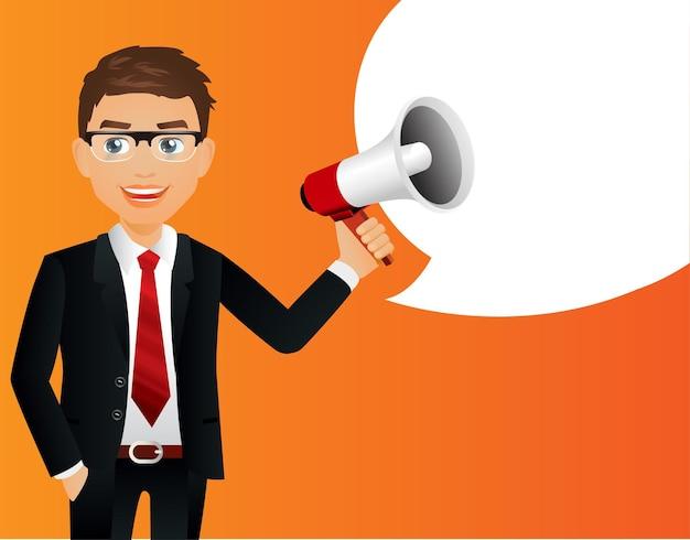 Elegant people-marketing. business concept