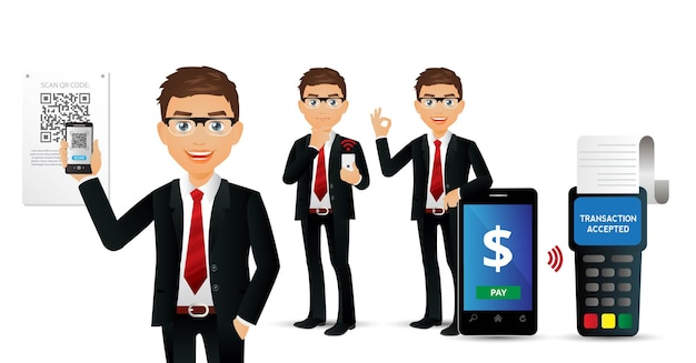 Элегантные платежи people-mobil