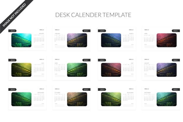 エレガントなプロフェッショナル2021ビジネスカレンダー