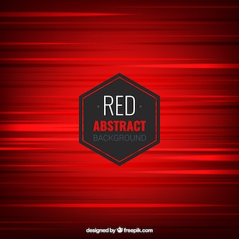 Elegant red abstract background