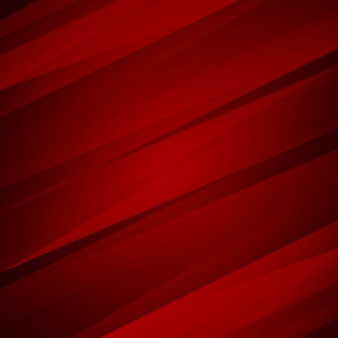 Elegant red geometric background