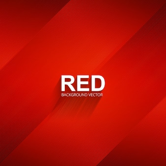 Elegant red lines background illustration