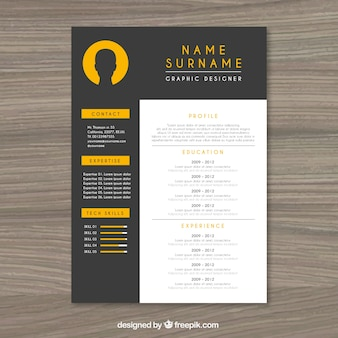 Infographic resume vectors photos and psd files free download elegant resume template yelopaper