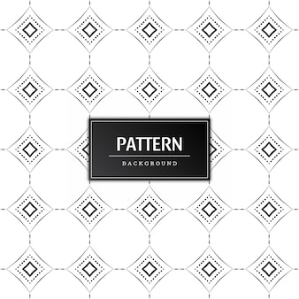 Elegant seamless minimal pattern