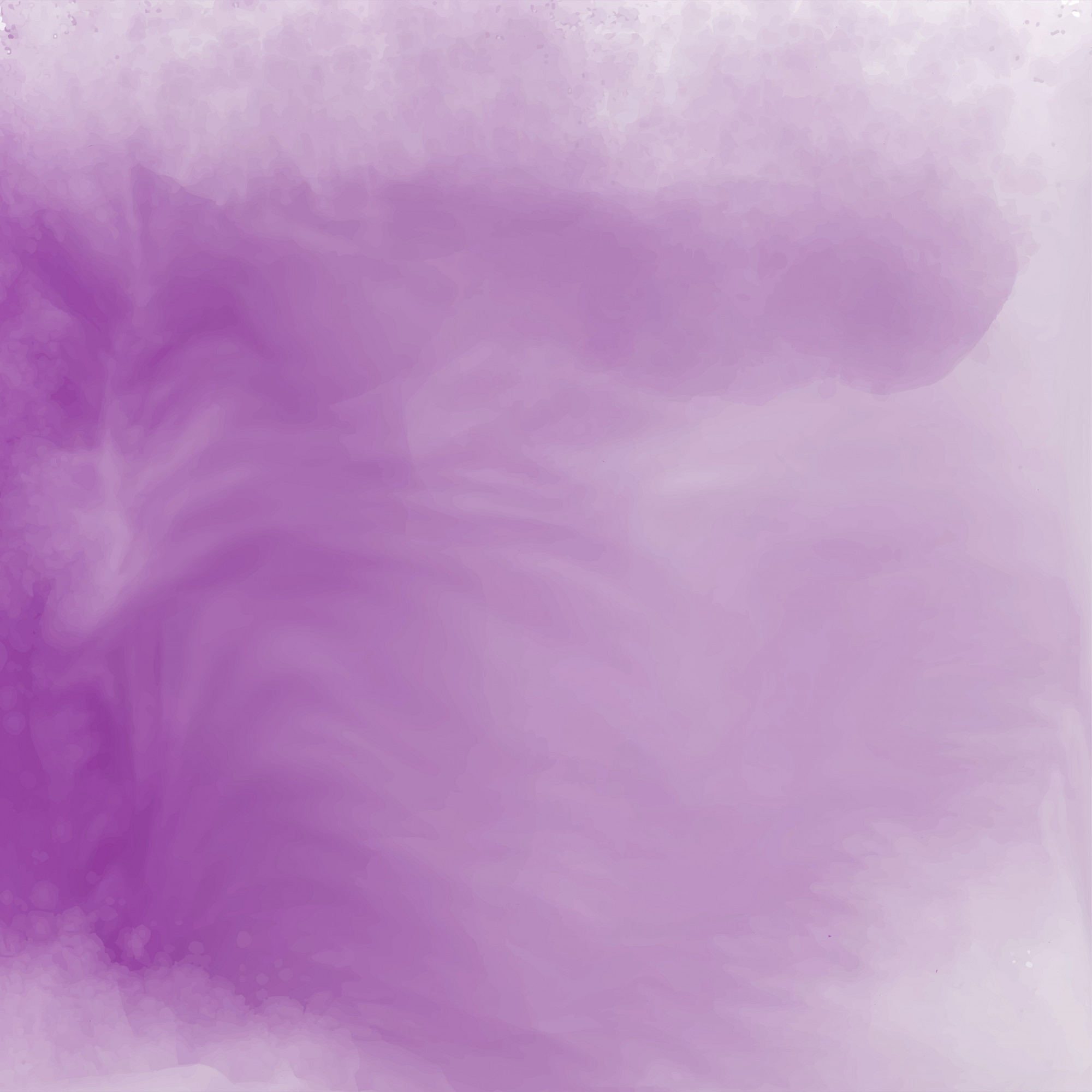 Elegant soft purple watercolor texture background