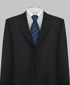 Элегантный костюм и смокинг с галстуком-бабочкой