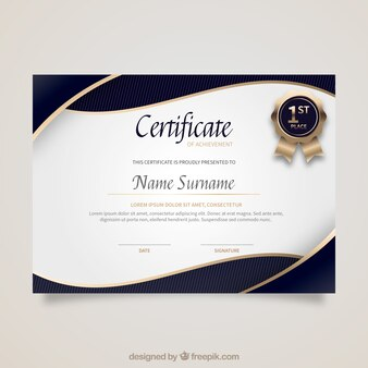 certificate of appreciation vectors photos and psd files free