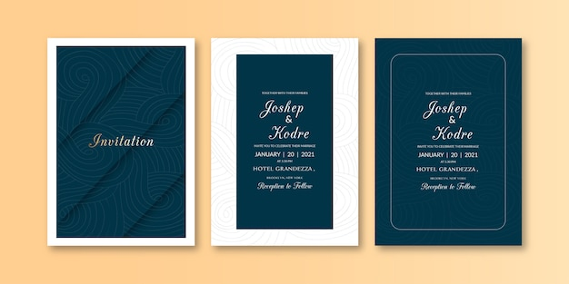 Engagement Invitation | Free Vectors, Stock Photos & PSD