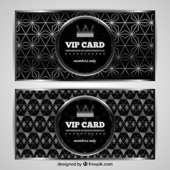Элегантные серебряные визитные карточки
