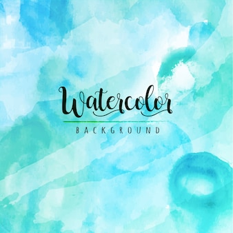 Elegant Watercolor Abstract Background