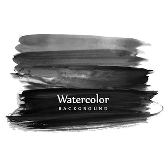 Elegant watercolor brush stroke background