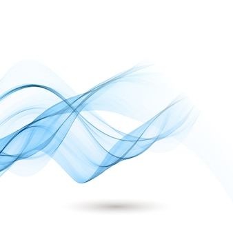Elegant wave background