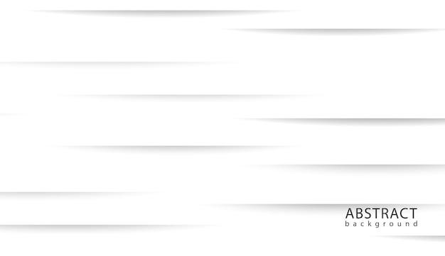 エレガントな白い背景の斜めの線のデザイン