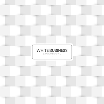 Elegant white business background illustration