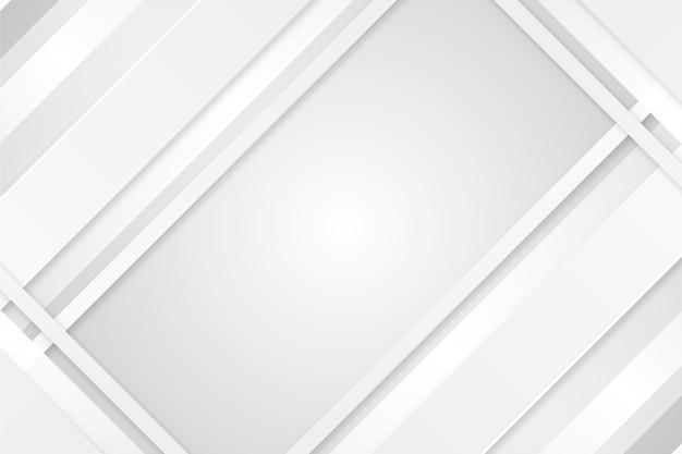 エレガントな白いテクスチャスクリーンセーバー