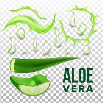 Elements of eco healthcare aloe vera