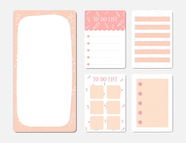 Elements for notebook